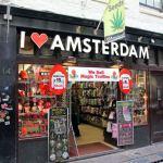 Amsterdame uždrausta atidaryti naujas parduotuves, skirtas turistams