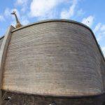 Olandų milijonierius pastatė tikslią Nojaus laivo kopiją