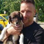 Sėkmės istorija – benamis šuniukas iš Ruklos laimę surado Olandijoje