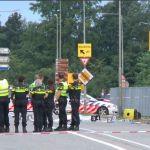 Mikroautobusas Nyderlanduose įvažiavo į žmonių minią – žuvo žmogus