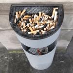 Roterdame gali greitai atsirasti gatvių, kuriose negalima rūkyti