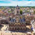 Delftas – ne tik kiniško porceliano miestas