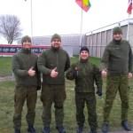 Lietuvą atstovavusi komanda iš Telšių – antri šaudymo varžybose Nyderlanduose