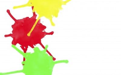 Color Data Visualization Image