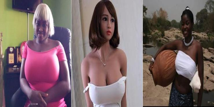 """""""I Prefer My Man To Cheat With Real Woman Rather Than S*x Doll"""" – Actress, Bukola Awoyemi"""