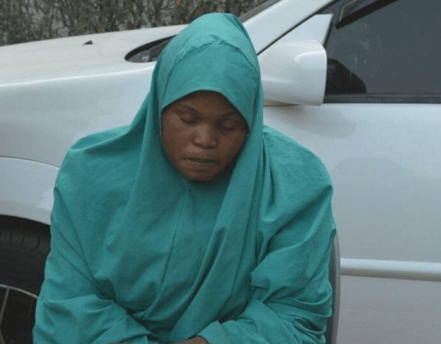 Marry Mohammed, I kidnapper My Ex-boyfriend For N5m Ransom - When He Refused To Marry Me