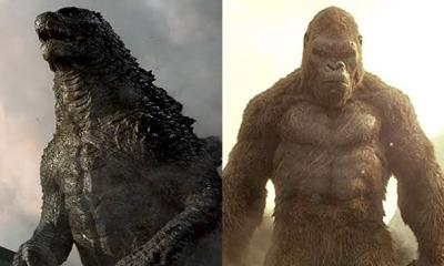 First Glance At The Epic Beast Commotion In The New Godzilla Versus Kong Trailer