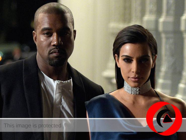 Kanye West finally Accepts Marriage Is Over After Kim Kardashian Files For Divorce