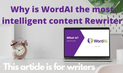Why is WordAI the most intelligent content Rewriter