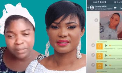 Baba Ijesha's Saga: See How Woman Condemned Iyabo Ojo For Taking The Case Too Serious (Video)