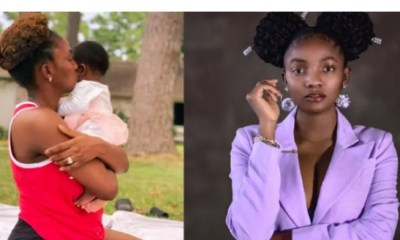 Simi Reveals Shocking Truth About Motherhood