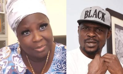 Whoever wants Baba Ijesha disgraced must disgrace him as well- Bukky Black (Video)