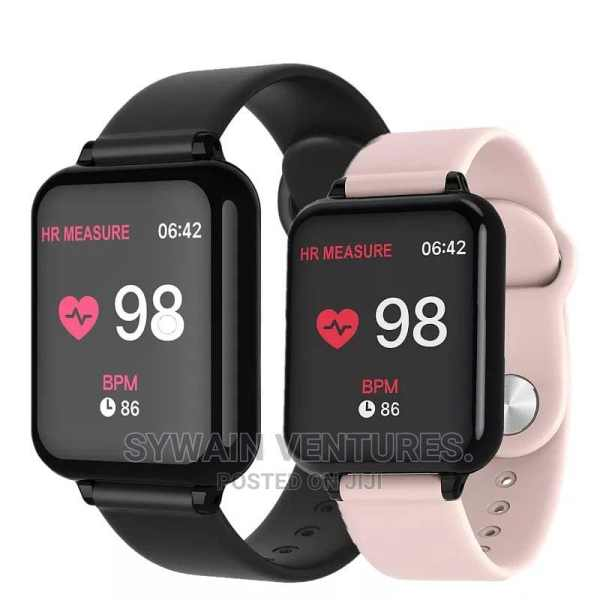 HR measure Smart Android Watch