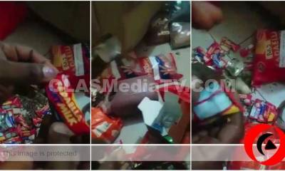 Dubai man uncovers illicit drugs in food provided to him for delivery [video]