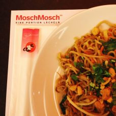 Mittagessen bei MoschMosch