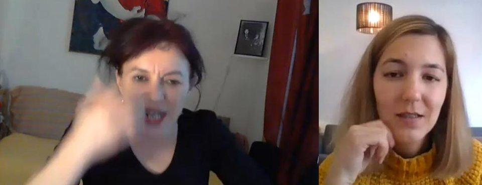 Interview Elina Dumont