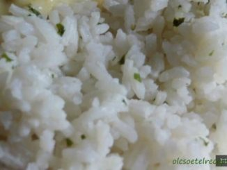 Rizs főzése, főtt rizs, távol-keleti ételek