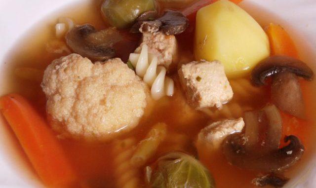 Csorba, savanyú leves, Erdély ízei, zöldségek