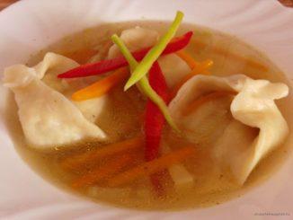Wonton leves, kínai leves
