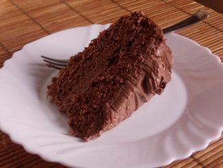 triplacsokis csokoládétorta