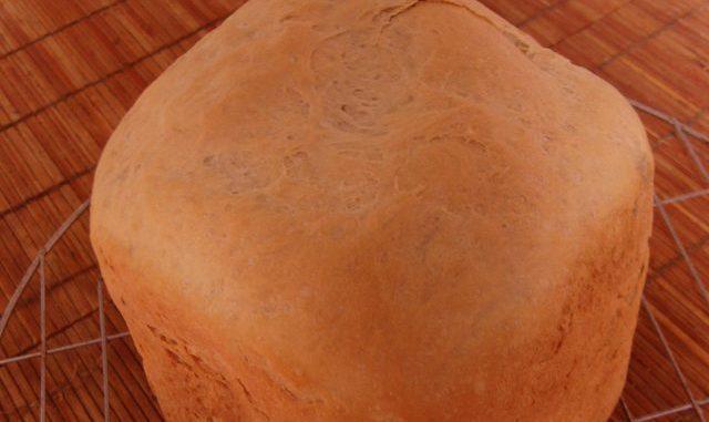 hagymás kenyér kenyérsütőben