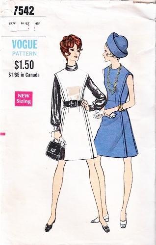 Vogue 7592