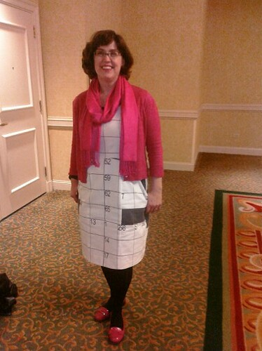 crossword dress 2010