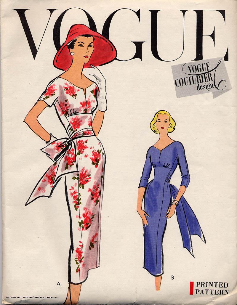 Bigger Image Vogue 969