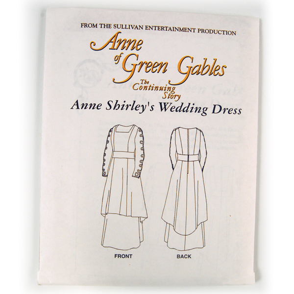 Anne of Green Gables Wedding Dress