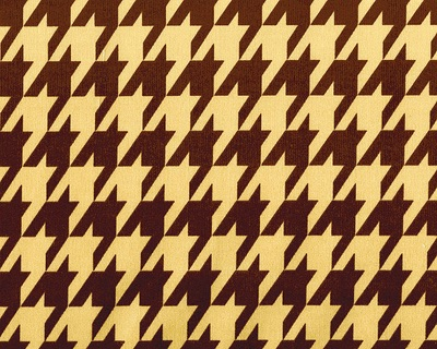 stella houndstooth check fabric