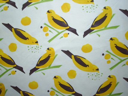 alexander henry bird seed yellow