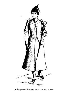illustraton from The Woman's Book