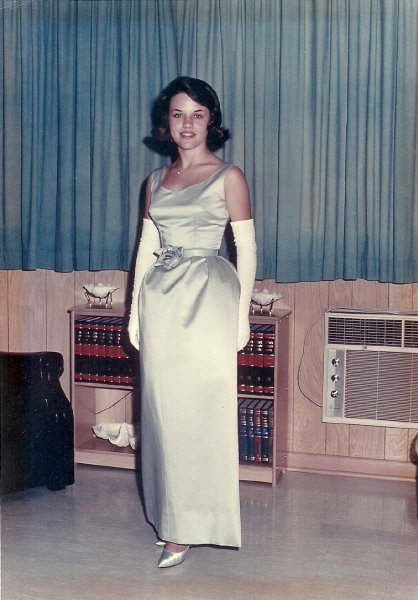 Aunt at the Prom