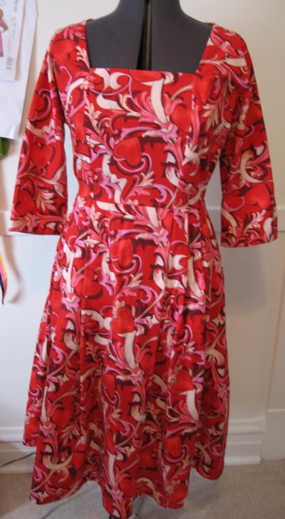 Valentine's Dress