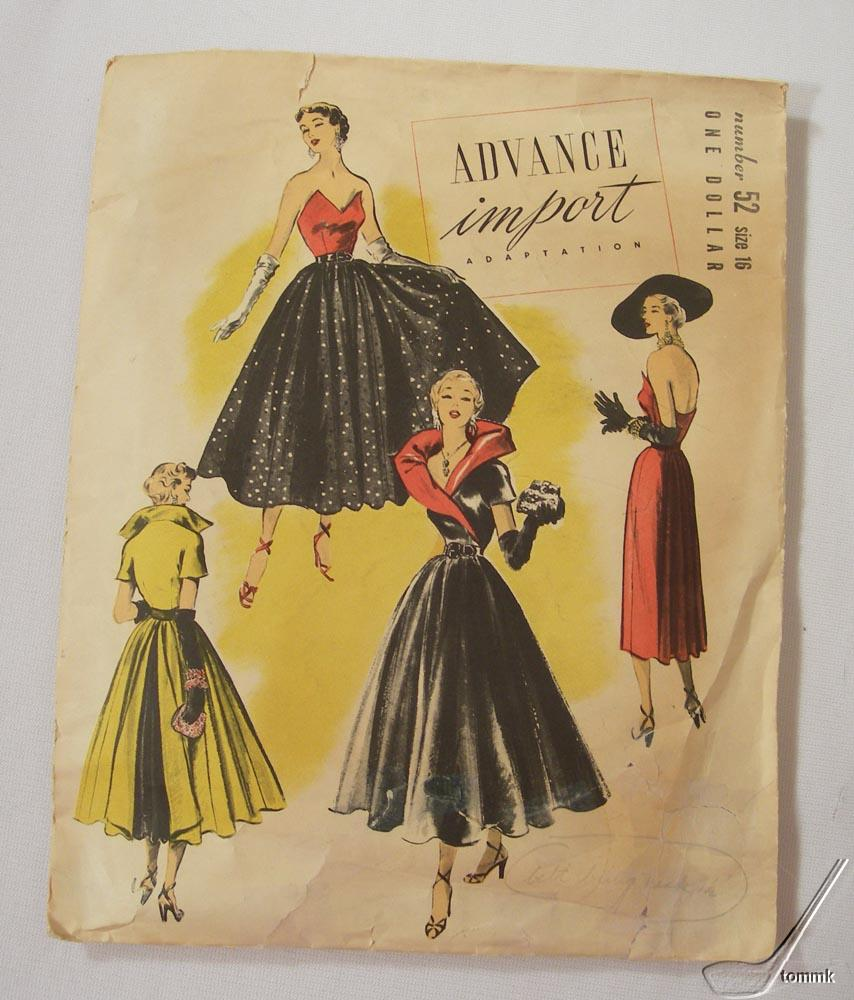 Advance Import 52