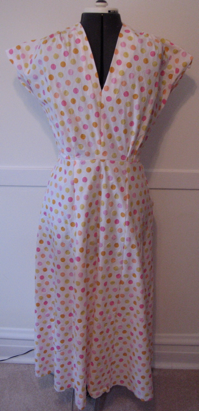 jellybean dress
