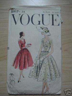 Vogue 8917