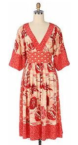 Anthropologie Empress Dress
