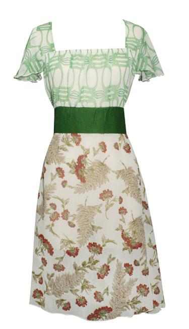 LF garden dress