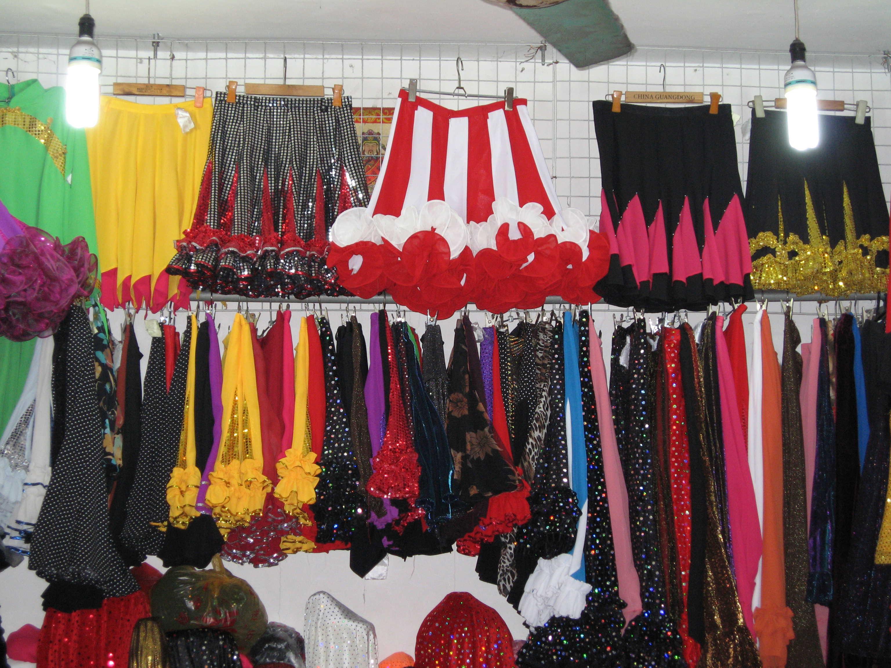 crazy skirts