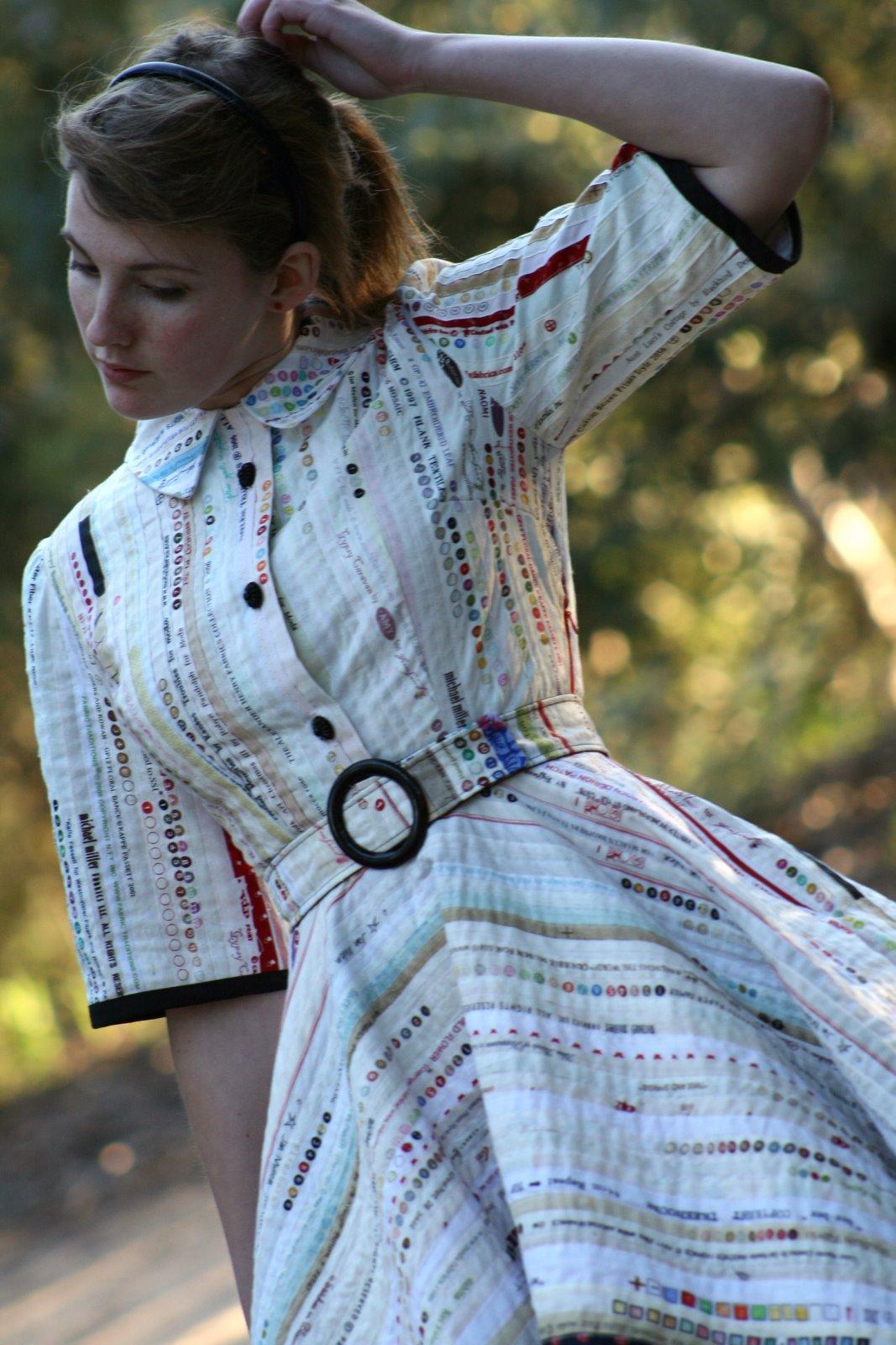 selvedge dress