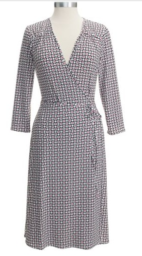 walmart wrap dress