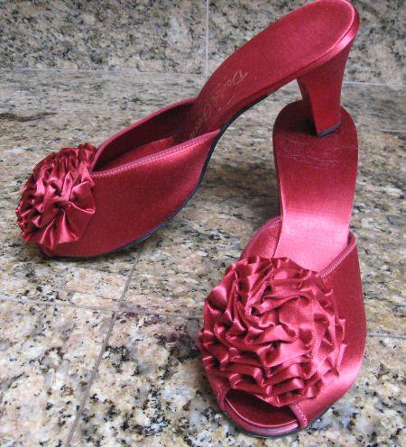 boudoir shoes