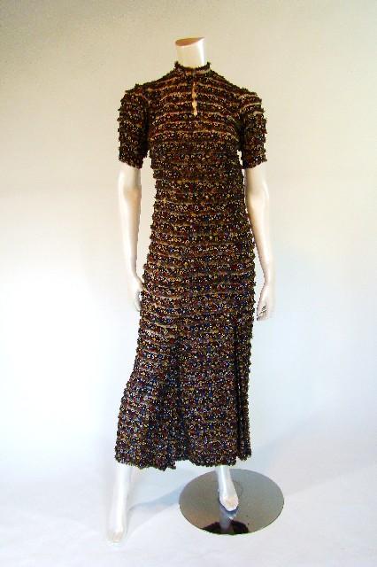 Lame dress