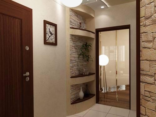 Свежие идеи дизайна маленького коридора в хрущевке