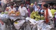 Mercato a Katmandu
