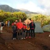 Machame Camp (3020 m)