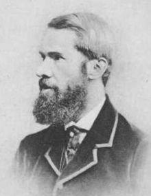Francis Fox Tuckett nel 1868