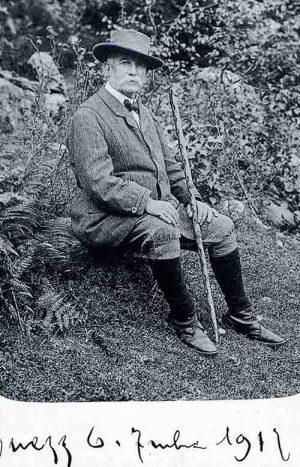 Cavalier Giovanni Leoni