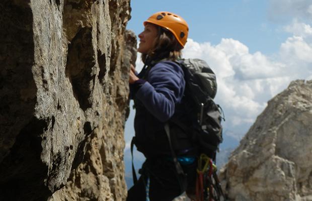 L'attenzione dell'alpinista